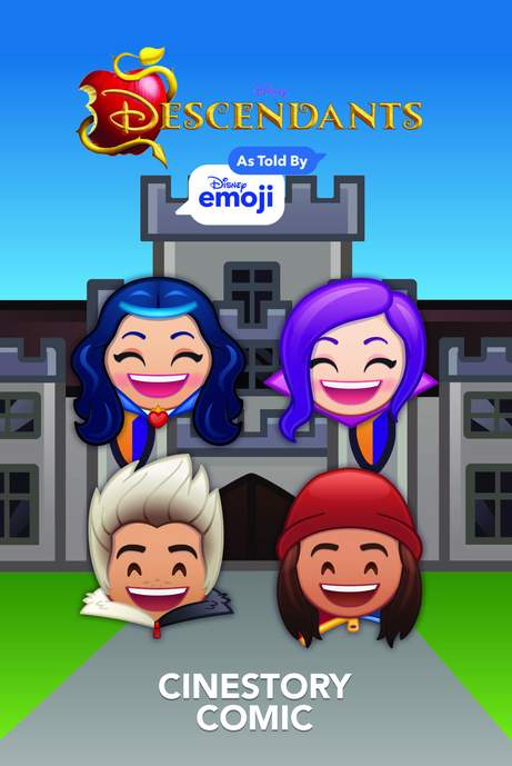 Disney Descendants: As Told by Emoji
